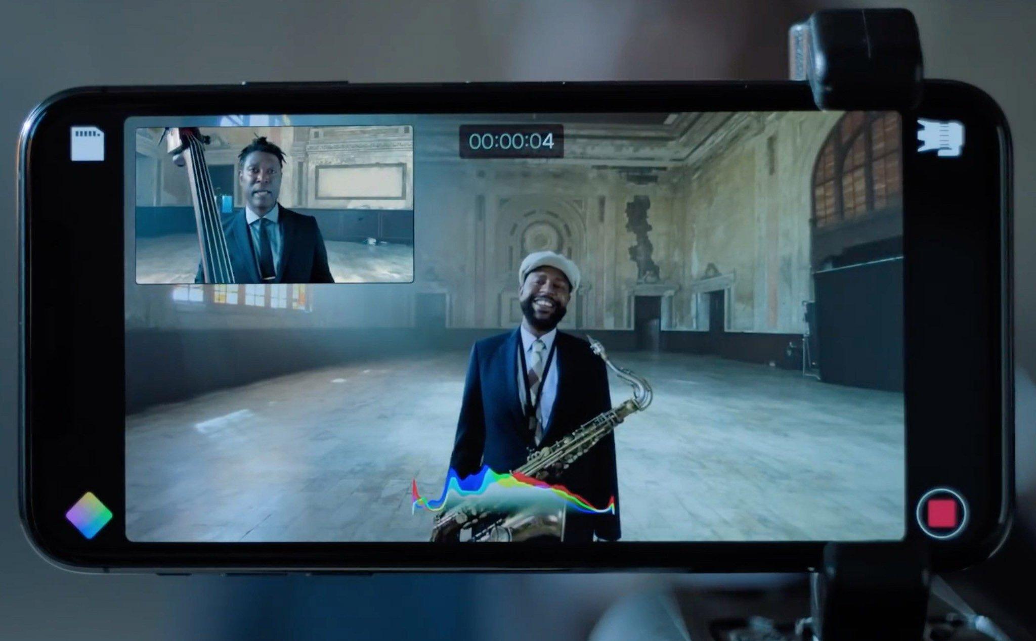 iPhone XS, XS Max và XR cũng sẽ được cập nhật chế độ quay phim 2 camera cùng lúc